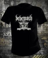 Behemoth Satanist Eye