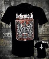 Футболка Behemoth Shield