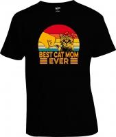 Футболка Best Cat Mom Ever