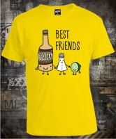 Футболка Best Friends Tequila Salt Lime