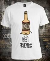 Футболка Best Friends Tequila Salt Lime
