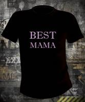 Футболка Best Mama