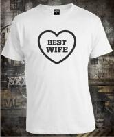 Футболка Best Wife