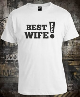 Футболка Best Wife Ever