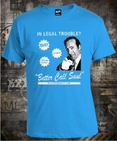 Футболка Better Call Saul In Legal Trouble