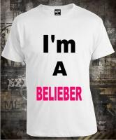 Justin Bieber I'm Belieber