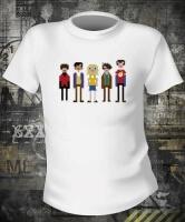 Big Bang Theory 8 bit