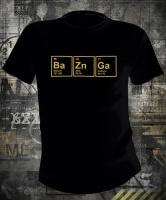 Big Bang Theory Ba Zn Ga