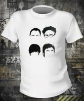 Big Bang Theory 4 Heads