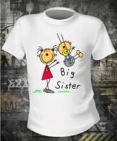 Футболка Big Sister