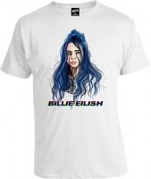 Футболка Billie Eilish When The Party's Over