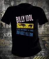 Billy Idol Rebel Yell Tour '84