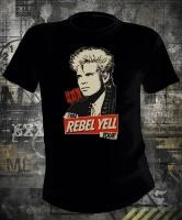 Футболка Billy Idol Rebel Yell Tour