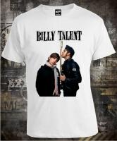 Футболка Billy Talent