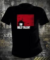 Футболка Billy Talent Shatter