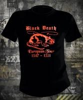 Футболка Black Death Tour