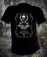 Футболка Black Label Society Linework Crest