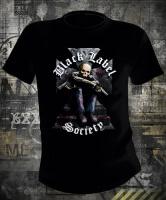 Футболка Black Label Society Two Guns Jumbo
