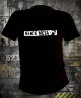 Футболка Black Mesa