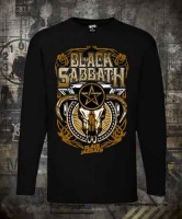 Black Sabbath Bull Skull