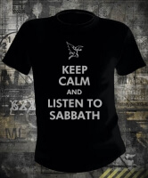 Black Sabbath Keep Calm