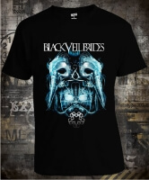 Black Veil Brides Metal Mask