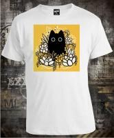 Футболка Black cat