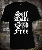 Футболка Blackcraftcult Selfmade Godfree