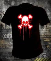 Футболка Blood Skull