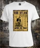 Футболка Bob Dylan Poster