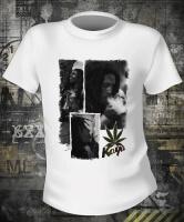 Футболка Bob Marley Kaya Herb муж M