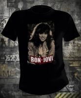 Футболка Bon Jovi Greatest Hits Album