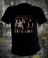 Футболка Bon Jovi What Do You Got