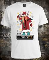 Футболка Brazzers Дед Морозз
