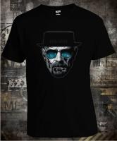 Футболка Breaking Bad Heisenberg Head
