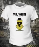 Футболка Breaking Bad Mr White