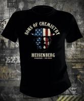 Футболка Breaking Bad Sons Of Chemistry
