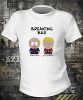 Футболка Breaking Bad South Park
