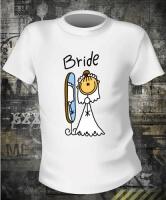Футболка Bride