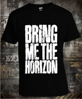 Bring Me The Horizon Big Letters