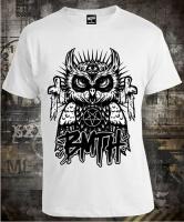 Футболка Bring Me The Horizon Owl White