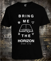 Bring Me The Horizon Steel City