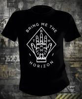 Футболка Bring Me The Horizon Diamond Hand