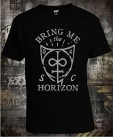Bring Me The Horizon Hand Drawn Shield