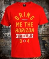 Футболка Bring Me the Horizon Sheffield