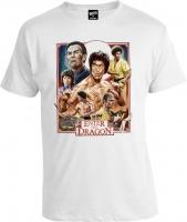 Футболка Bruce Lee Enter the Dragon