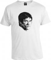 Футболка Bruce Lee Face