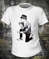 Футболка Bruno Mars Microphone
