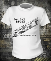 Футболка Brutal Truth Machine Part 4