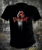 Футболка Bullet For My Valentine Red Skull